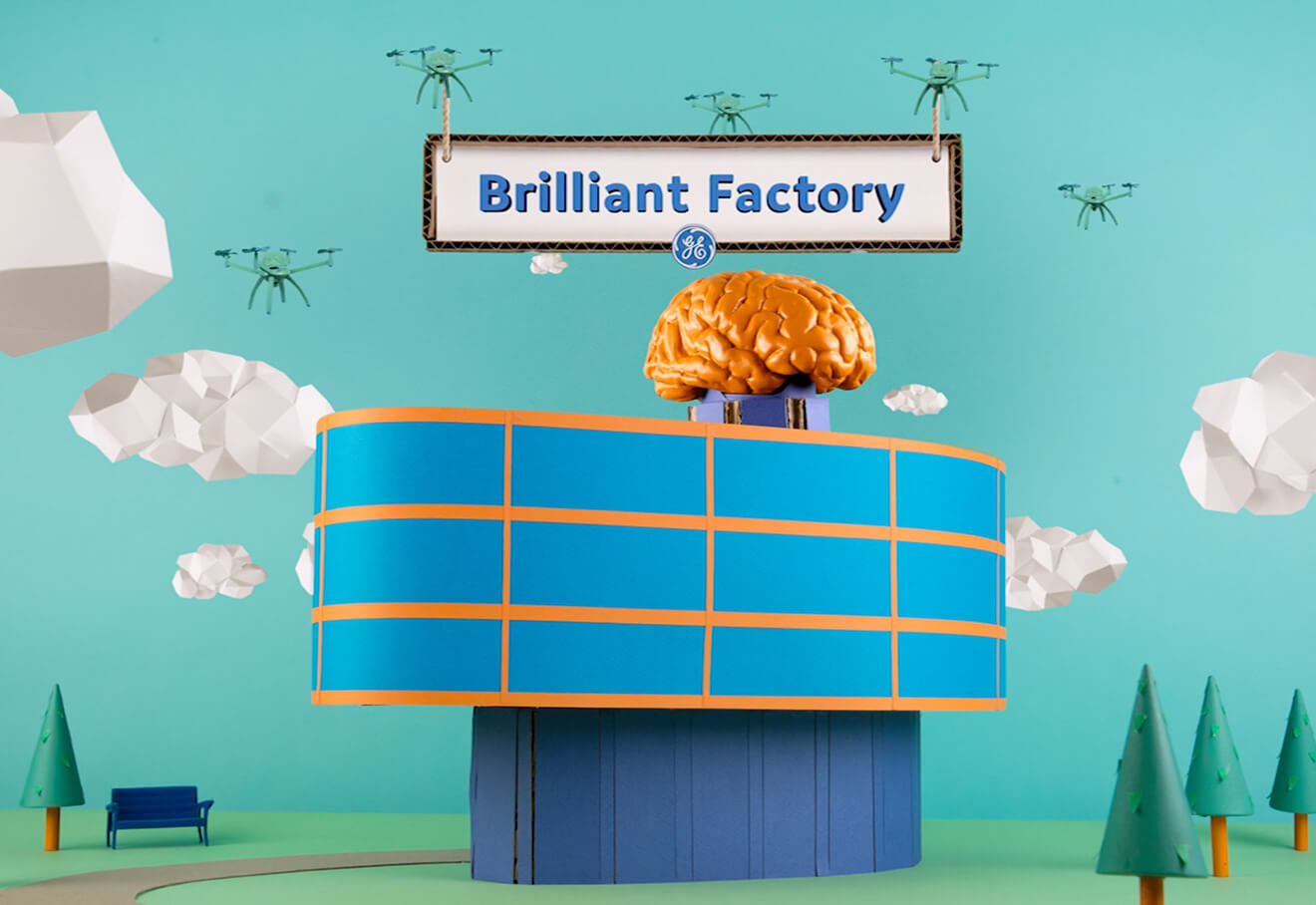 The Brilliant Factory